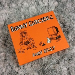 Bunny Suicides Andy Riley Notecards